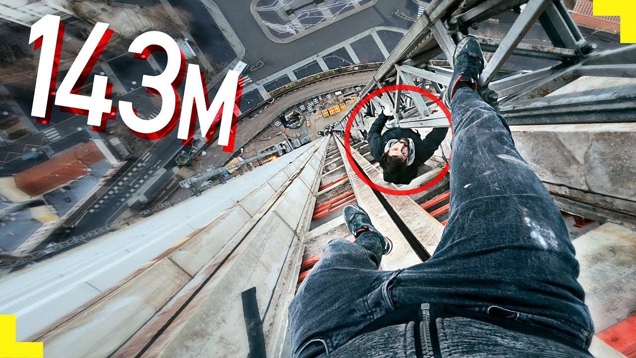 VAIS-JE ATTEINDRE LE SOMMET ?! (143m) TOUR KIA