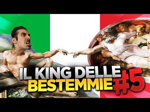 IL KING DELLE BESTEMMIE 5 - TEDESCHI INFAMI. [BEST VIDEO]