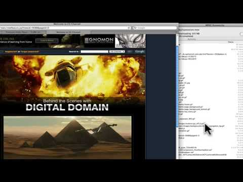 HOWTO Find Video-Audio file streaming URL