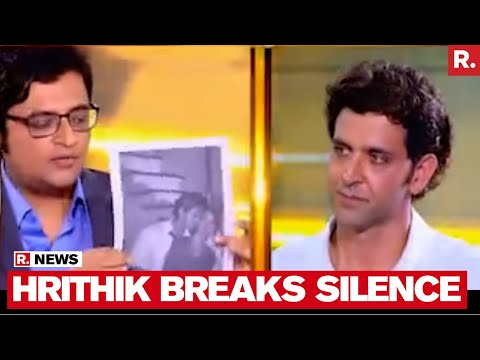 Hrithik Roshan Speaks To Arnab Goswami On Kangana Ranaut