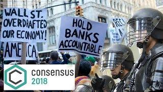 CRYPTO PROTEST | IBM PARTNERSHIP | INTERNETLESS WALLET