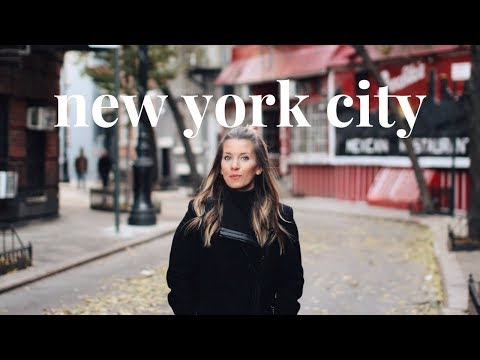 24 Hours in New York City Vlog | Broadway, Central Park, Greenwich Village, and more!