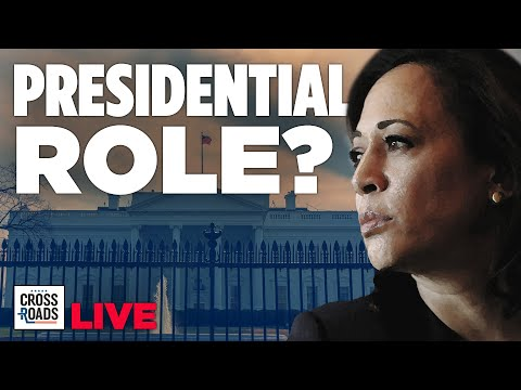 Live Q&A: Kamala Harris Plays President's Role; Law Lets Tech Companies Create Governments