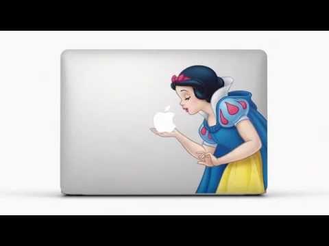 Apple tung clip quảng cáo độc đáo và thú vị cho MacBook Air