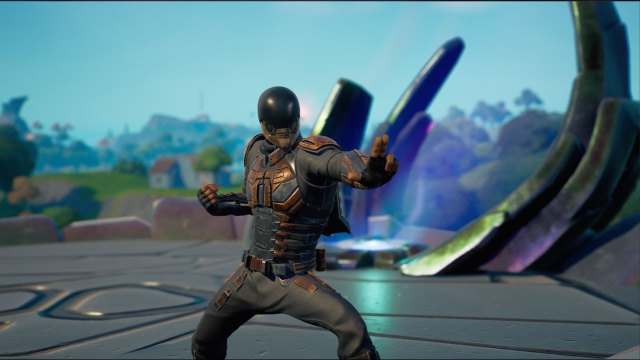 Bloodsport - Coming Soon to Fortnite