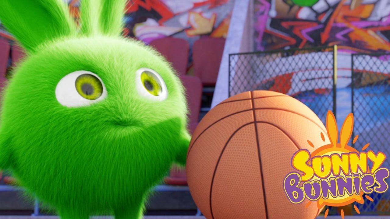 Cartoons For Children Sunny Bunnies The Sunny Bunnies Play Basketball Funny Cartoons For Children Youtube