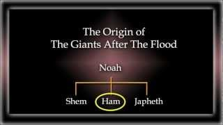 The Origin of Giants After The Flood (lineage)