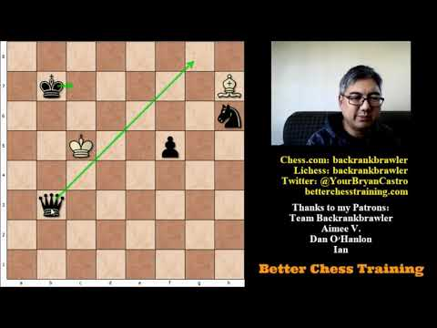 The Joy of Endgame Studies | Tigran Gorgiev Endgame Study