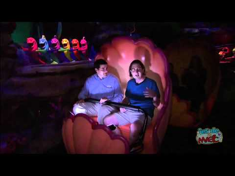 On-Ride Interview: The Little Mermaid with Walt Disney Imagineer Ethan Reed