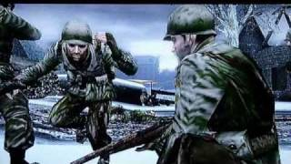 Call Of Duty: World At War Final Fronts - Gameplay [PlayStation 2]