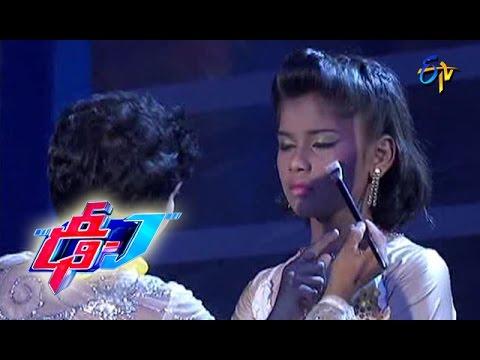 Nee Paata Maduram Song  Varshini Performance  19  Dhee Juniors  ETV Telugu