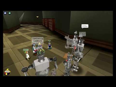 Toontown Rewritten Running From The Law Episode 1 - Speechless