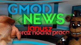 | GMOD: NEWS | JANUSZ ORAZ *NOCNA PRACA* | 02