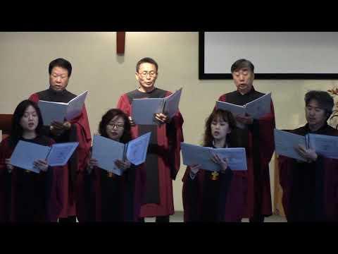 갈보리의 장미 200308 Choir