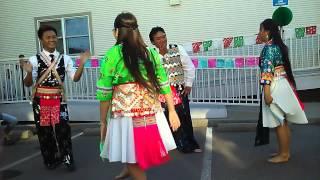 VHS 2014-2015 Hmong Club Dance Group
