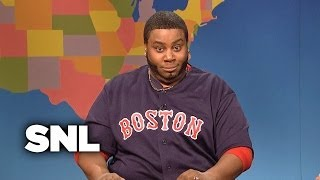 Weekend Update: David Ortiz on His Selfie with President Obama - SNL