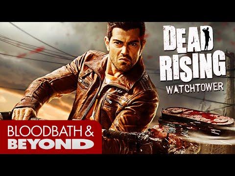 Dead Rising Watchtower 2015 Horror Movie Review Bloodbath