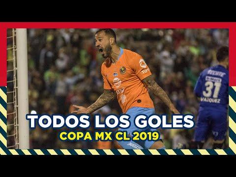 Todos los goles de Copa del Clausura 2019 | Club América