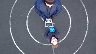 Alex & Dad Football Practice Xiaomi Mi Drone 4k thumbnail