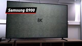 Samsung Q900: Was taugt der 8K-Fernseher?