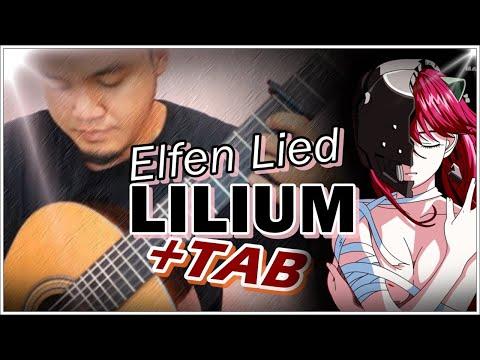 (Elfen Lied) Lilium - Classical Fingerstyle Guitar Cover w/TAB