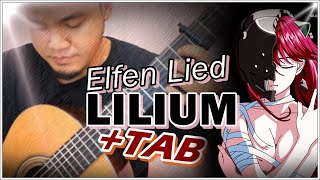 Repeat youtube video (Elfen Lied) Lilium - Classical Fingerstyle Guitar Cover w/TAB