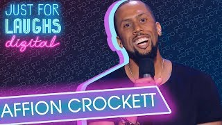 Affion Crockett - Why Hasn't There Been a Black Batman?