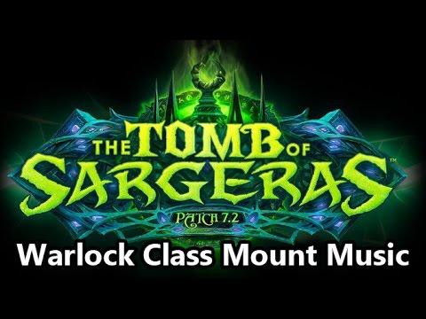 warlock class mount how to get