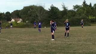 Searsport at Oceanside middle school soccer