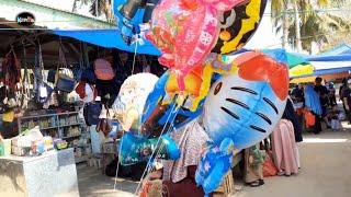 Beli Balon Karakter Hello Kitty Lucu | Buy a Cute Caracter Balloon Hello Kitty