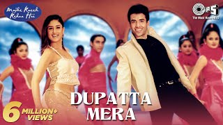 Dupatta Mera - Mujhe Kucch Kehna Hai | Kareena Kapoor & Tusshar Kapoor | Anuradha Sriram