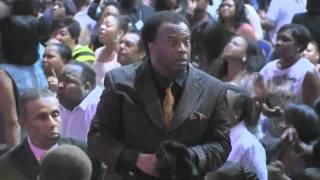 Bishop John Francis/Ruach Ministries Praise Break/War Cry 2011