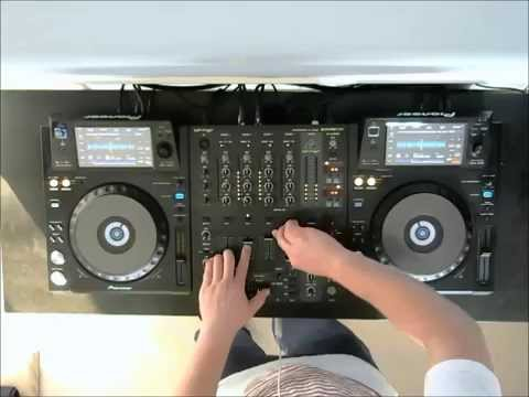 Two Point Nuthin - Deep House Mix - Pioneer XDJ1000 and Behringer DJX900