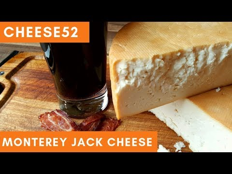Monterey Jack Cheese (Soaked in Beer and Bacon)