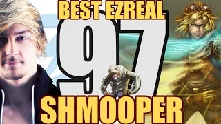 Siv HD   Best Moments #97   BEST EZREAL SHMOOPER