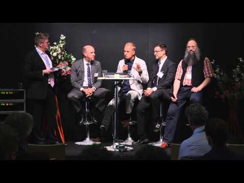 Bio-based Economy - Hype or Real Business - A panel discussion at PulPaper2014