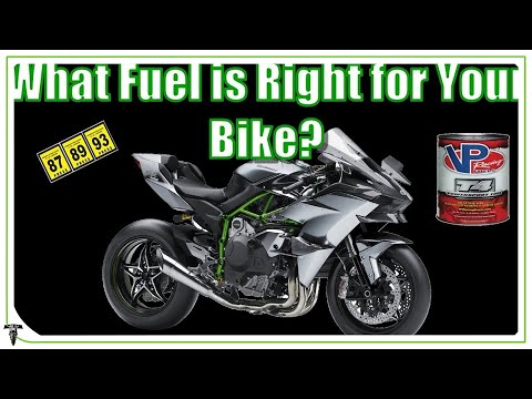 What Fuel For Your Motorcycle? | What Does Ethanol Do?