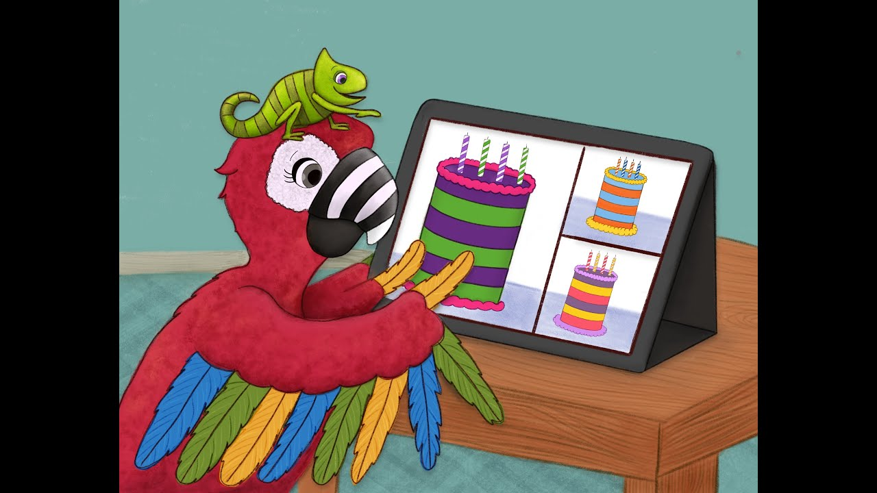 Birthday Beeps & Boops is Online!