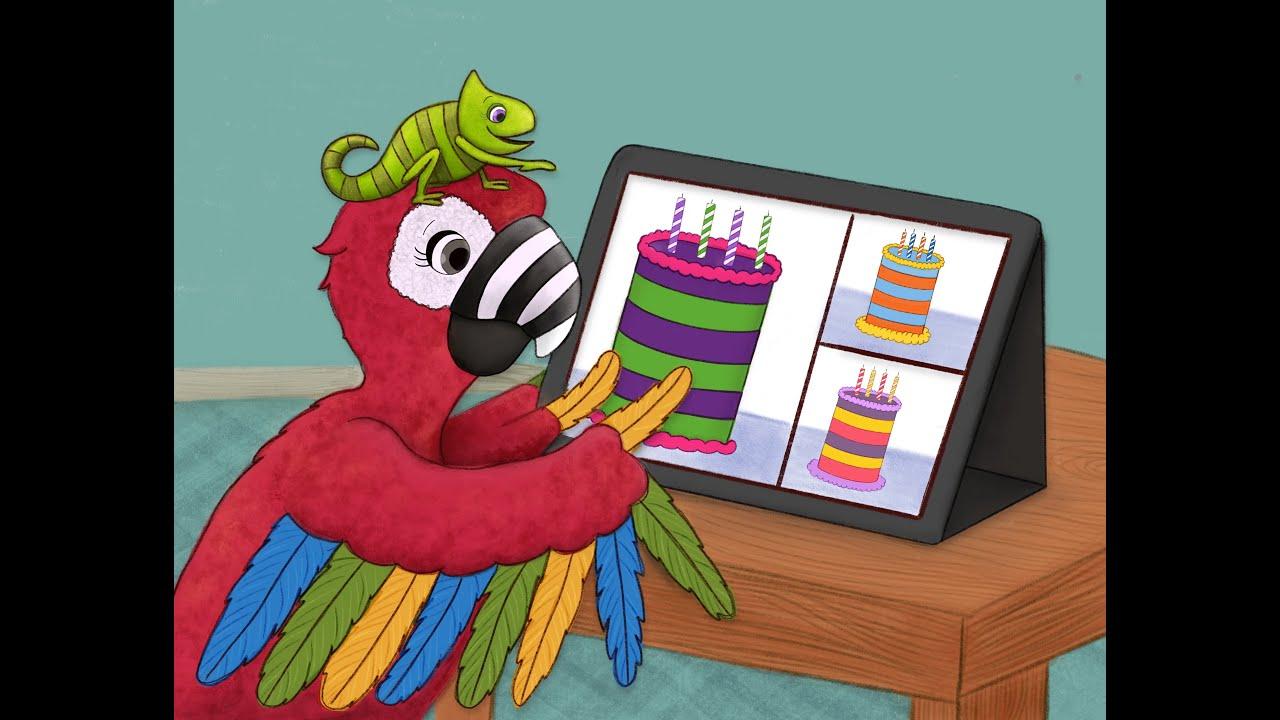 Birthday Beeps & Boops is Online!