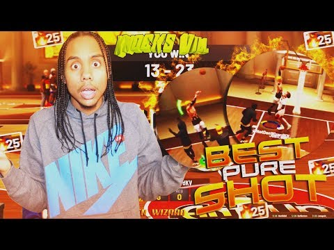 Sf Pure Shot Creator Best Build? 25 Game Win Streak In Stage!! NBA 2K19