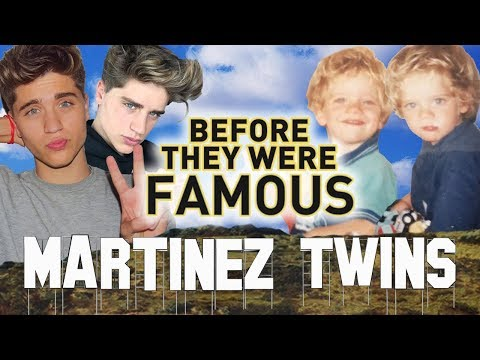 MARTINEZ TWINS - Before They Were Famous - Emilio & Ivan Martinez Expose Team 10