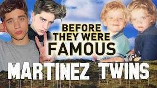MARTINEZ TWINS - Before They Were Famous - Emilio & Ivan Martinez Expose Team 10