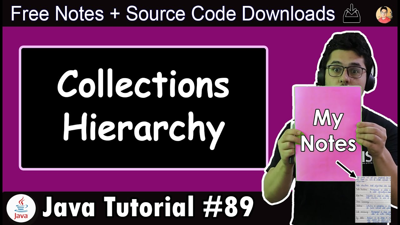 Collections Hierarchy in Java