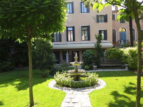 Alan's Italy Show # 114 - Oasis in Castello, Venice - The Hotel Palazzo Sant Antonin
