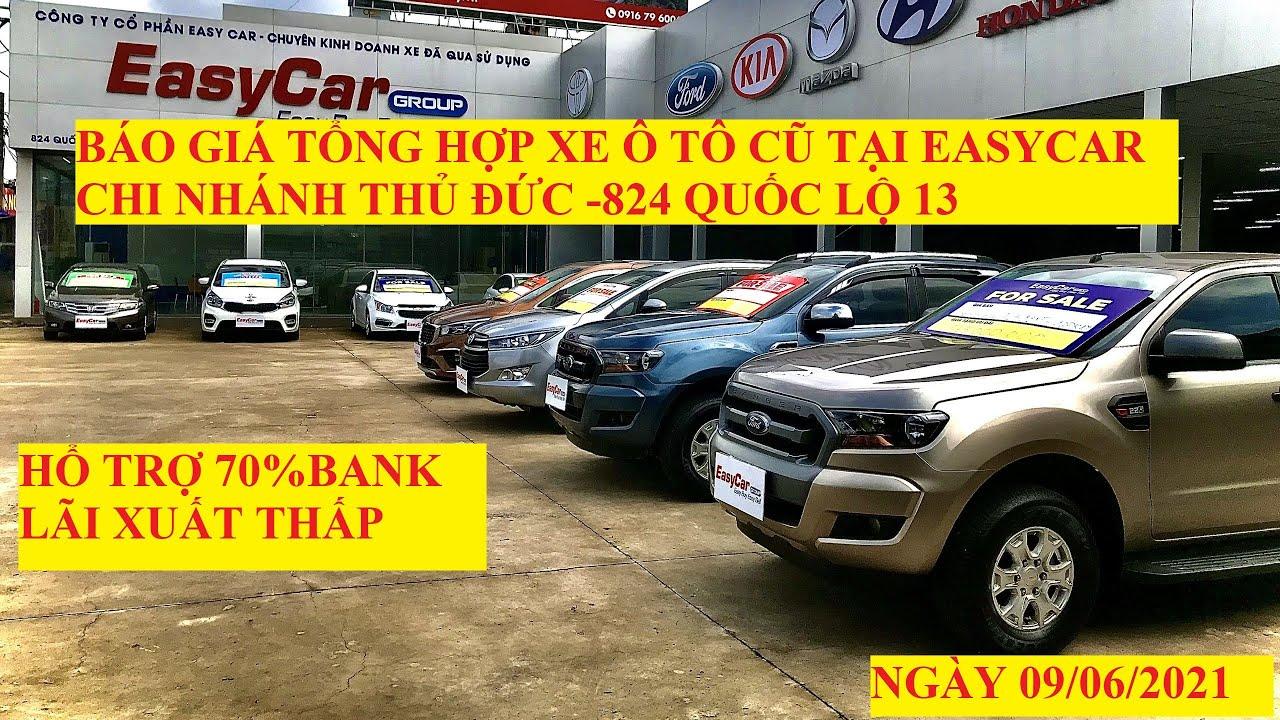 Báo Giá Tổng Hợp Xe Ô tô Cũ Tại Sài Gòn ~ 0938131195 Em Trường