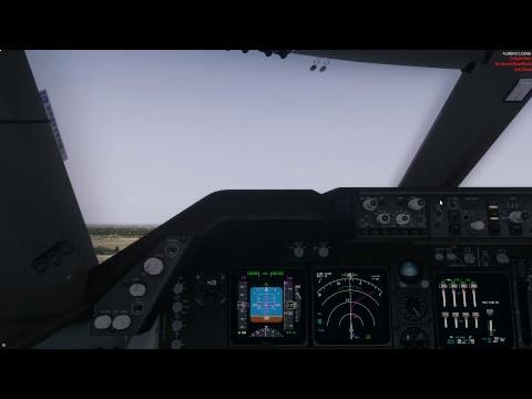 Royal Air Maroc Virtual Flight AT250 Casablanca-Jeddah