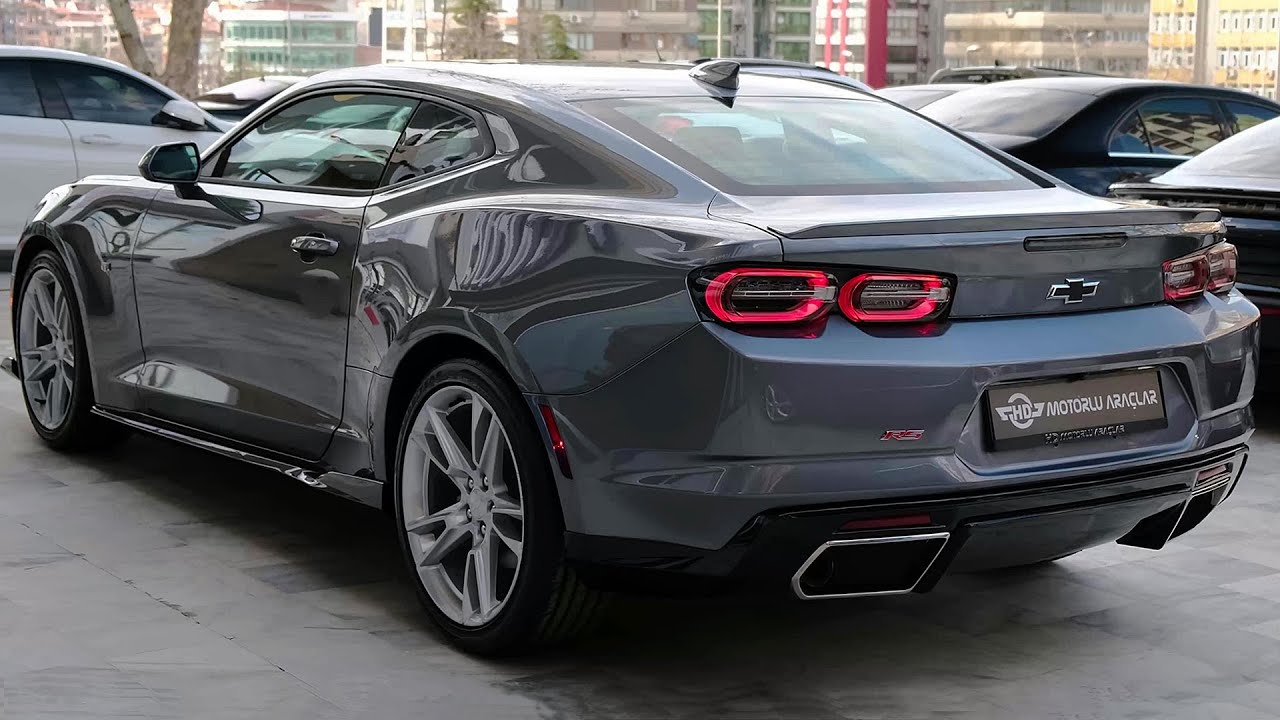 2021 Chevrolet Camaro - Canavar Araba!