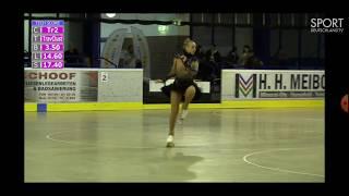 Viktoria Panfilova free dance Europe Championship 2019 Чемпионат и первенство Европы 2019