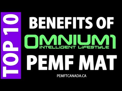 PEMF Therapy Canada | Canada's Omnium1 PEMF Devices Distributor
