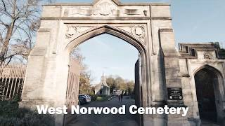 Creepy but Beautiful West Norwood Cemetery